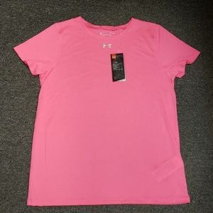 🔊 NWT Women's Under Armour T-shirt size L
